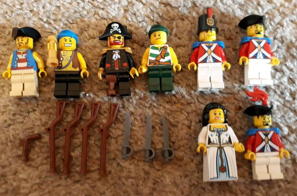Lego Pirates 6243 Brickbeard Bounty In Hanham Bristol Gumtree