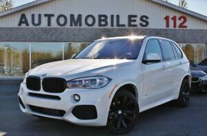 2015 BMW X5 xDrive35i M Sport package / GPS / Head up display