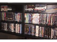 DVD joblot(COLLECTION ONLY)