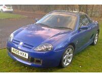 MG TF Petrol 1.8 2005 Mileage 46000