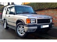 LAND ROVER DISCOVERY 2 TD5 GS 7 seats PX SWAP Car 4x4 CLASSIC Mini Mercedes BMW Toyota Austin Rover