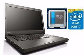 Thinkpad Real Quad Core i7 3.5GHz,8GB RAM, SSD , backlit keyboard RPR 790£