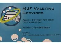 Mobile Valeting