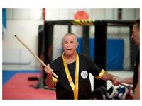 Personal Trainer Martial Arts. Kickboxing-Eskrima-JKD