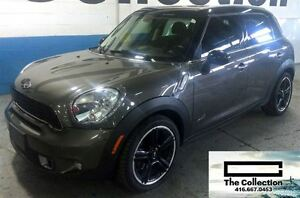 2012 MINI Cooper S Countryman ALL4 w/ Navigation / Sport Pkg / S