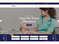 Professional Website Design, Logo Design, Business Card Design & Printing Service