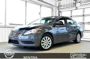 2013 Nissan Sentra 1.8 S + A/C + GROUPE ÉLECTRIQUE