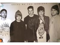 Bring Me The Horizon posters x2