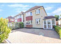 Prestigious 3/4 Link- Detached House To Let In New Malden, KT3
