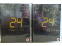 24 Hours Complete Series Box Sets