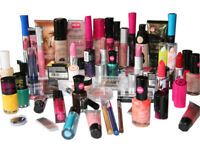 Max factor, Dior, Collection, Bourgeois, Jessica, NYC, etc. Over 100 items from £0.50