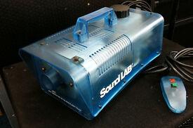SoundLab Smok Machine