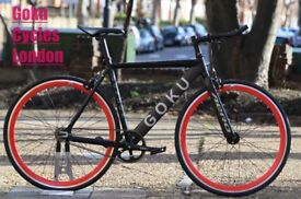 Special Offer GOKU ALLOY / STEEL Frame Single speed road bike TRACK bike fixed gear bike P