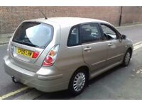 Suzuki liana 2005 long mot 10 month very clean in perfect condition