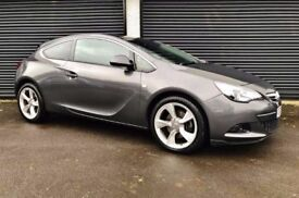 2012 VAUXHALL ASTRA GTC 2.0 CDTI 165 SRI NOT SCIROCCO GOLF LEON AUDI A1 A3 CIVIC CORSA FR GTD A4