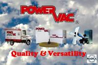 Power Vac Professional Duct Cleaning Toronto  416-245-5120