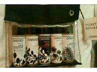 Cowshed bath & body set. **brand new**