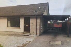 1 Bedroom semi detached bungalow for sale in culloden