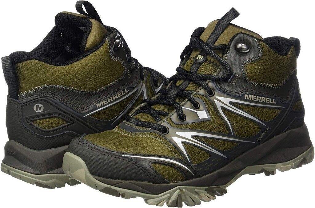 b35213482a79 Merrell Men s Capra Bolt Mid GTX. Gore-Tex Waterproof Hiking boots. UK  12.5. RRP £130