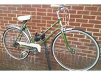 Lady's Bike Push Elegance Vintage 3 speeds (Excellent Condition)