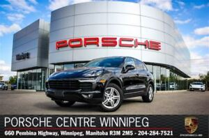 2016 Porsche Cayenne Certified Pre-Owned With Warranty Available