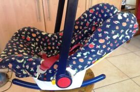 BRITAX Baby Car Seat/ Baby Carrier