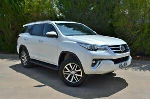 2017 TOYOTA FORTUNER CRUSADE Tanunda Barossa Area Preview