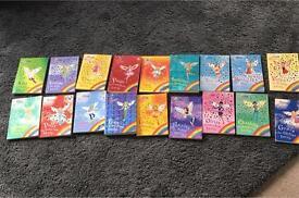 18 Rainbow magic fairies books
