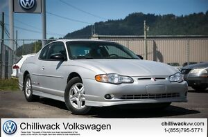 2001 Chevrolet Monte Carlo SS MINT CONDITION
