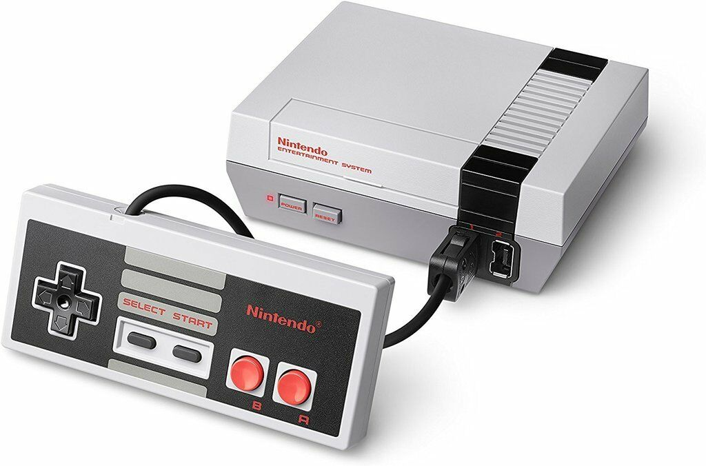 Nintendo Entertainment System: NES Classic Edition EU Brand New