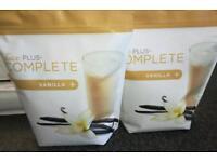 Juice Plus Vanilla Shakes