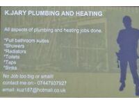 K.Jary Plumbing and Heating