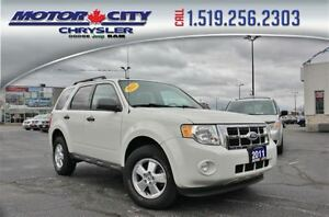 2011 Ford Escape XLT Low K's Heated Leather Seats