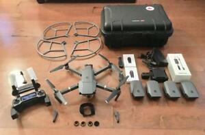 Mavic Pro Combo with Lot of Extras - Pre-Owned