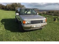 Range Rover 2.5dhse FULL MOT UNTIL MAY2018 good clean condition