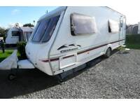 Swift Charisma 570 6 berth caravan 2004