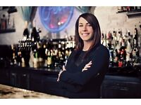 Bar Managers Needed for London and Home Counties