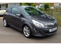 2011 VAUXHALL CORSA 1.4 SXi 3DR AUTO PETROL EXCELLENT CONDITION