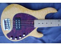 OLP Musicman Tony Levin 5 string bass