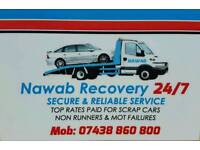 RECOVERY 24/7 SECURE & RELIABIL
