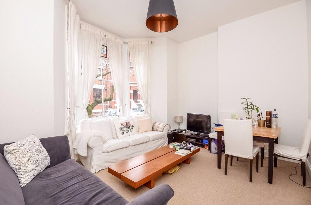 2 bedroom 2 bathroom garden flat in the heart of West Hampstead