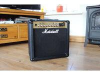 Marshall MG15FX Guitar Amplifier