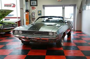 1971 Dodge Challenger | Convertible| GALEN GOVIER AUTHENTICATED