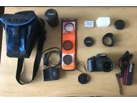 Canon 650D Digital SLR Camera