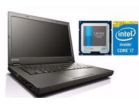 Thinkpad T440p FULL HD IPS i7 Quad Core 3.4GHz, 8GB RAM,SSD 128GB+HDD 500GB