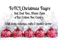 Friends Of Far Cotton Library Christmas Fayre