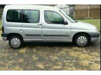 Citroen berlingo mutispace swop for car with towbar can put money to for a good vehicle