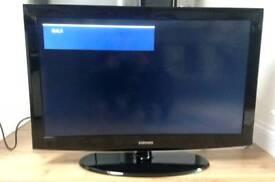 Samsung 37inch lcd tv