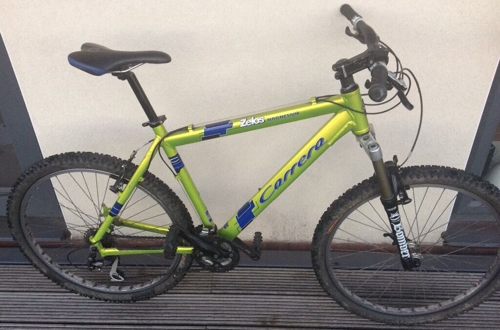 Mountain bike for sale (hard tail) - custom build - shimano, bombers ...