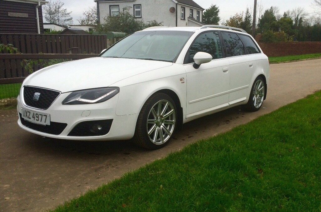 Seat Exeo St Cr 170 Finance Available Estate Not A4 Avant